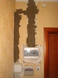 Щиток квартирный