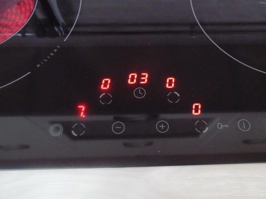 Ремонт платы в духовке