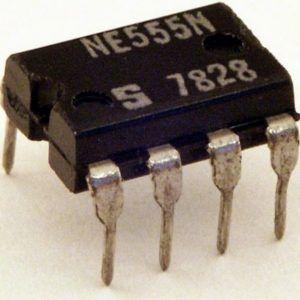 Микросхема 555 с таймера
