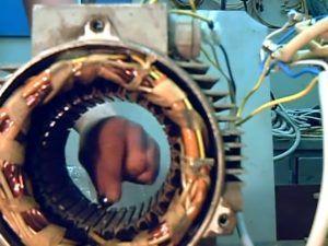 Перемотка электродвигателей своими руками