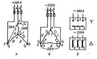 Схема подключения частотного преобразователя